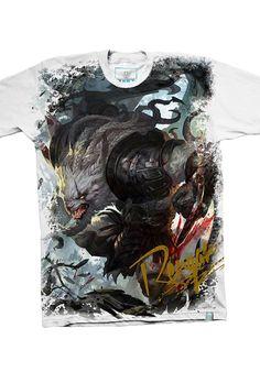 League of Legends The Pridestalker Rengar T shirts