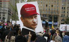 Putin niega tener información sobre Trump: «Es otro sinsentido más»