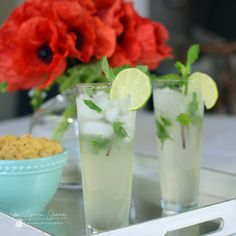 Best Mojito Recipe - Musings of a Housewife