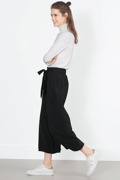 No longer just a passing trend, culottes have officially made the transition to full-on wardrobe staple, as discerning fashionistas like Olivia Palermo return to them season after season.