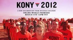 If you haven't already, go to www.kony2012.com.  Watch the video. It is moving, and absolutely something that we must stand behind!