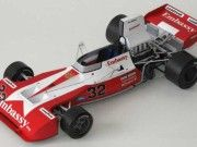F1 Paper Model - 1974 GP South African Tyrrell 004 Paper Car Free Vehicle Paper Model Download