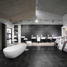 Udstilling på 900 m2 Copenhagen bath og Evers
