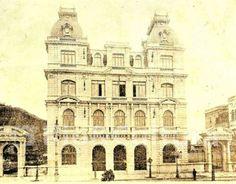 Centro Cultural Justiça Federal - A história de um dos remanescentes da Av.Central -  Postado na data de 5/8/2010