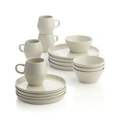 Kitt 16-Piece Dinnerware Set