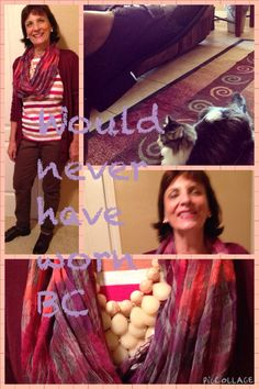 Not sure if this was a BYWB outfit but I loved it.  11/15/2014 Loft cardigan, Loft Outlet striped, long sleeved tee, Old Navy infinity scarf, Loft Outlet brown denim skinnies, Payless oxfords, StitchFix statement necklace.
