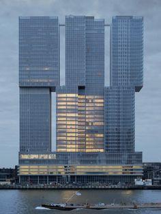 De Rotterdam, Rotterdam MAB Development / OVG  Designed by OMA