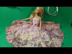 Эмма Сацкая - YouTube Barbie Dream House, Ballet Skirt, Two Piece Skirt Set, Barbie Barbie, Crochet, Skirts, Dresses, Youtube, Fashion