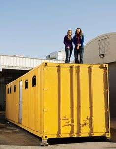 How G3Box Turns Shipping Containers Into Clinics