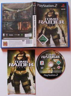 Tomb Raider: Underworld für Playstation 2 in OVP