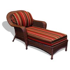With plush deep seating, the Tortuga Lexington Wicker Furniture Chaise Lounge is ready for summer relaxation. The classical design on this beautiful outdoor chaise lounge will refine your patio or backyard this summer. Outdoor Living Furniture, Wicker Furniture, Home Furniture, Office Furniture, Furniture Ideas, Furniture Design, Patio Chaise Lounge, Outdoor Chair Cushions, Chaise Lounges
