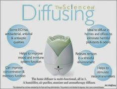 i heart my diffuser Young Living Essential Oils