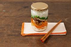 Pote noodles (macarrão instantâneo caseiro) | Panelinha - Receitas que funcionam