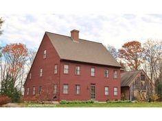 Residential Property, Colonial,Reproduction,Saltbox - New Boston, NH - Property - LandAndFarm.com - Land for Sale