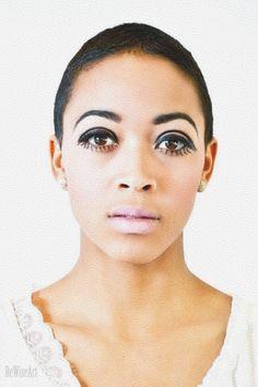 Mode Makeup. Be Wise Art; Elise Harris Makeup
