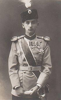George Crown Prince of Serbia  Mentally unstable, he kicked a servant to death and was forced to abdicate his right to succeed. He remained in Serbia but spent many years confined in an asylum.