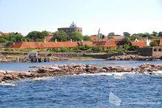 Blick auf die Inseln Frederiksø und Christiansø #christiansoe #frederiksoe #inseln #erbseninseln #ertholmene