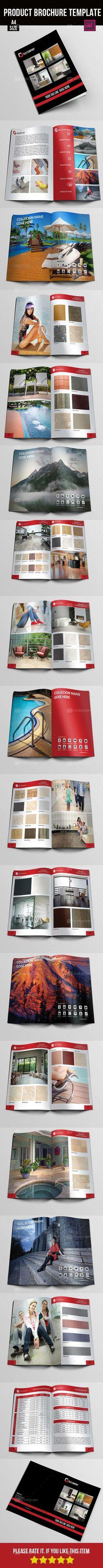 Tiles / Product Brochure - http://www.codegrape.com/item/tiles-product-brochure/7875