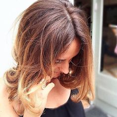 ☀️🌴💦🍉 SUMMER SPIRIT with this sunny Ombré Hair ☀️ Pic by our haircolorist partner @laurick_le_barbu 👌🏻