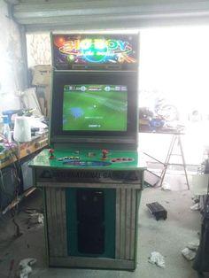 Videogioco cabinato sala giochi bar anni 90