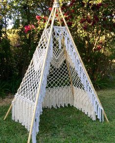 Macrame Wedding Teepee Rental, Macrame Wedding Backdrop, Macrame Teepee, Tipi Wedding Decor Bohemian Wedding Decor - picture for you Etsy Macrame, Macrame Art, Macrame Projects, Bohemian Wedding Decorations, Tipi Wedding, Bohemian Decor, Backdrop Wedding, Bohemian Backdrop, Wedding Themes