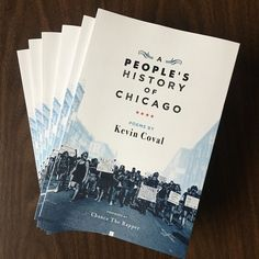 A People's History of Chicago with a foreword by Chance the Rapper