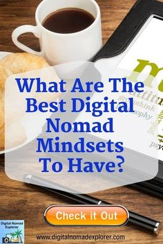 In this article I cover 5 types of mindsets that are useful for digital nomads. It might make a big difference in your lifestyle! Check it out. Digital nomads can see the world and continue making money to fund their lifestyle. Bus Travel, Work Travel, Travel Usa, Travel Books, Travel Europe, Travel Packing, Travel Backpack, New Things To Learn, Good Things
