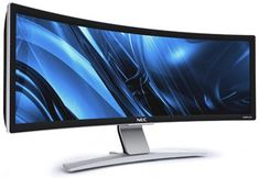 NEC 43-inch Curved Monitor