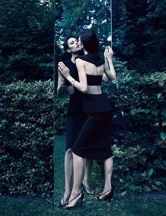 The Exhibitionists by Mikael Jansson for Interview Magazine September 2013