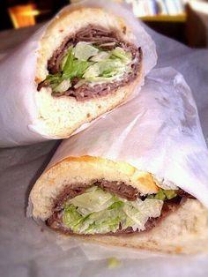 レシピとお料理がひらめくSnapDish - 16件のもぐもぐ - roast beef sandwich by Anna