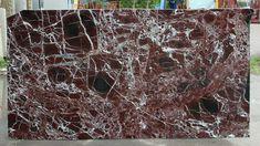 ROSSO LEVANTO TURKISH AZEROBACT | European Granite & Marble Group. Love this.
