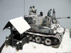 Tiger Tank 1/35