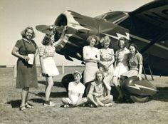 flight students