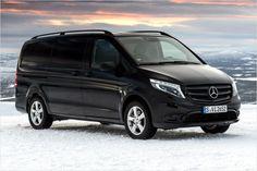 Mercedes-Benz Announced The Vito Mercedes Benz Vans, Mercedes Vito, My Dream Car, Dream Cars, Luxury Van, 4x4, Istanbul, Automobile, Trucks