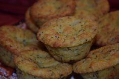 Low Carb Lemon Chia Muffins - Low Carb Recipe Ideas