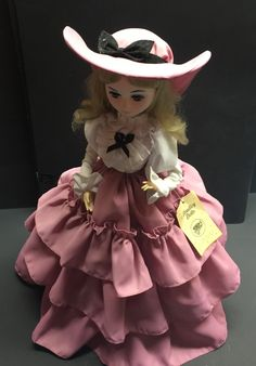 Bradley Doll vintage Collectable doll southern bell by Bayleesncream on Etsy