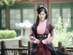 Moon Lovers: Scarlet Heart Ryeo. Goryeo Dynasty Korean traditonal clothes #hanbok