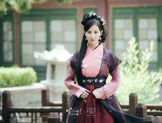 Moon Lovers: Scarlet Heart Ryeo. Goryeo Dynasty Korean traditonal clothes #hanbok