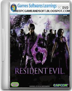 Resident Evil 6 Free Download PC Game Full version   Download PC Games And Softwares For Free