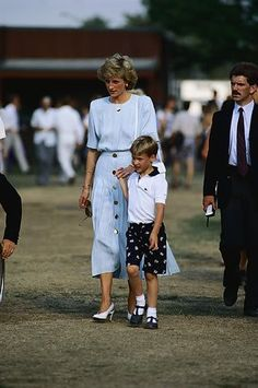 Au  Cartier International Polo Day At Smiths Lawn Polo Club _ 23 juillet 1989