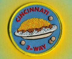 Cincinnati Chili Patch   Steam Whistle Letterpress