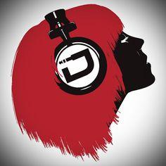 Female in RED hair with headphones. #djculture #headphones #musicart http://www.pinterest.com/TheHitman14/headphones-microphones-%2B/