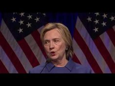 Hillary Clinton Childrens Defense Fund Gala FULL Speech. Hillary Clinton: While Divided, America is 'Worth' Fighting For Wed, Nov 16, 2016 The Democratic Pre...