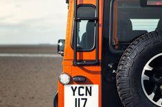 Land Rover Defender Sondermodelle: Ende Legende - AUTO MOTOR UND SPORT