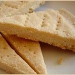 My Grandmother's Shortbread Cookie Recipe.  It's wonderful!