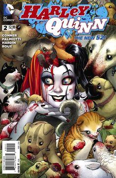 Harley Quinn Vol 2 #2 Cover A 1st Ptg Regular Amanda Conner Cover