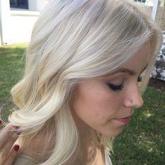 #Platinum #Blonde