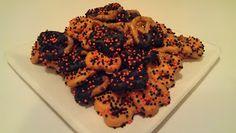 Ms. Fox's Sweets: Easy Halloween Pretzels