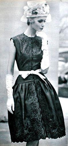 Staebe-Seger dress 1960