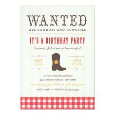 Cowgirl Birthday Party Invitation online after you search a lot for where to buyDeals Yeehaw! Cowgirl Birthday Party Invitation lowest price Fast Shipping and save your money Now! Cowboy Birthday Party, Cowgirl Party, Kids Birthday Party Invitations, 4th Birthday Parties, 3rd Birthday, Birthday Ideas, Birthday Cards, Happy Birthday, Cowboy Party Invitations
